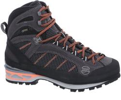 Hanwag Belorado II Low GTX Shoes Women asphalt/dark garnet UK 4 EiyKpYl1be